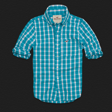 Boys Palm Canyon Shirt