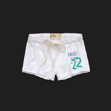 Girls Hollister Lounge Short-Shorts
