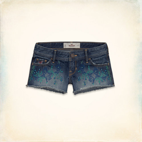 hollister shorts for girls - photo #19