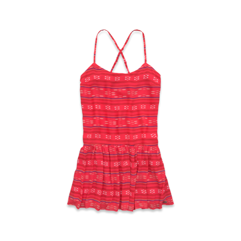 Girls Westward Beach Dress