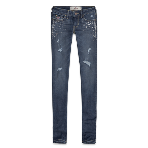 Girls Hollister Super Skinny Jeans | Girls Clearance ...