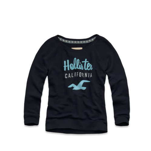 Girls El Porto Beach Sweatshirt