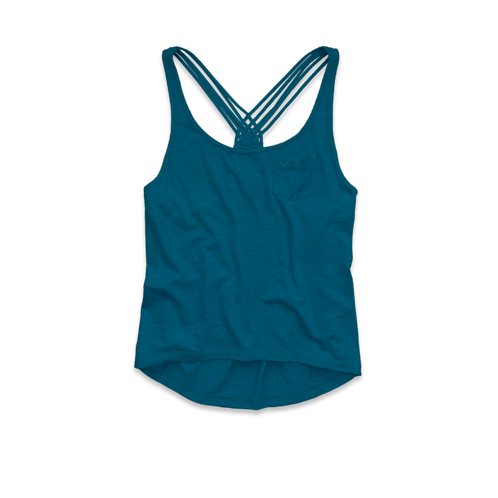 Girls Crescent Bay Tank