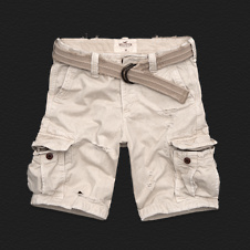 Boys Hollister Cargo Shorts