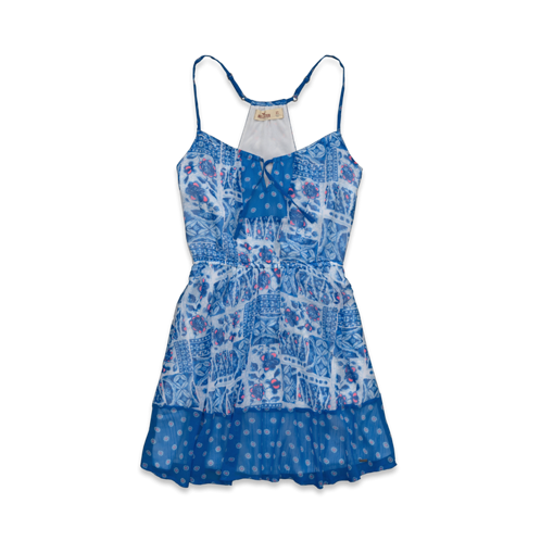 Girls Faria Beach Dress