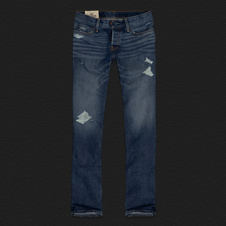 Boys Hollister Slim Boot Jeans