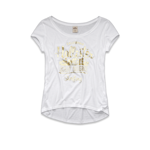 Girls Manhattan Beach T-Shirt