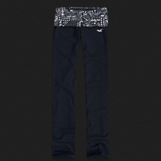 Girls Hollister Classic Yoga Pants