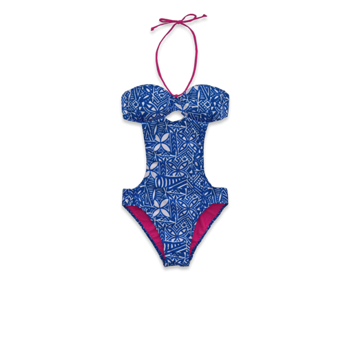 Girls Promenade Park Swimsuit