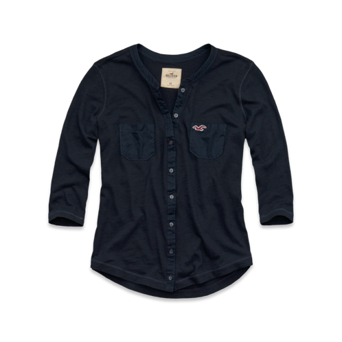 Girls Wheeler Springs Knit Shirt