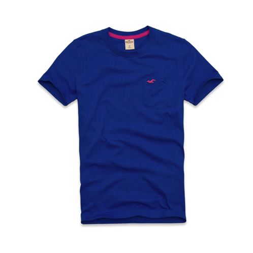 Girls Victoria Beach Pocket T-Shirt