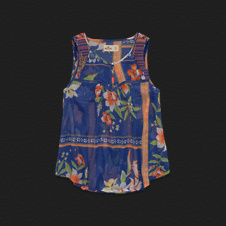 Girls Santa Margarita Top