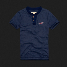 Boys Salt Creek Henley