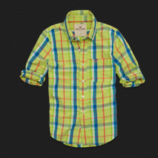 Boys Desert Springs Shirt