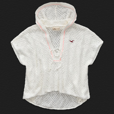 Girls Tide Beach Sweater