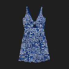 Girls Belmont Shore Dress