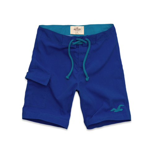 Girls Pebbly Beach Swim Shorts