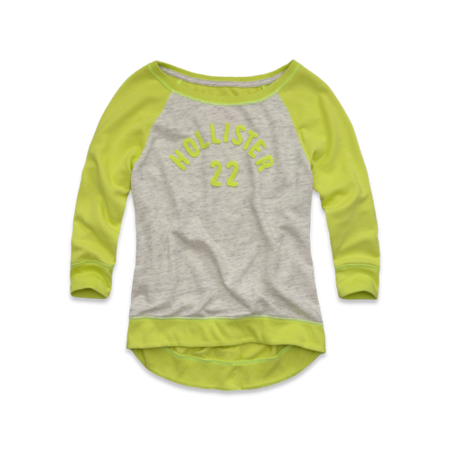 Girls Tourmaline Sweatshirt
