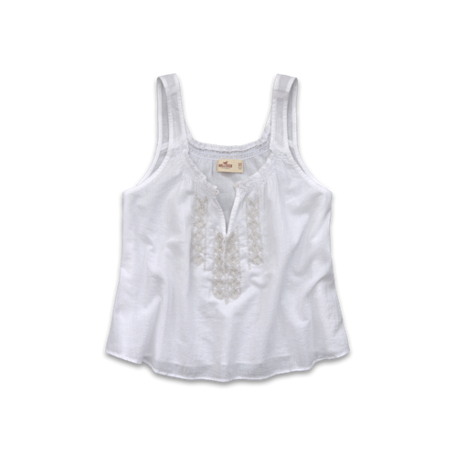 Girls Arrow Point Cami