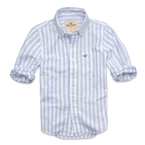 Girls Monarch Beach Oxford Shirt