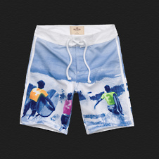 Boys Belmont Shore Swim Shorts