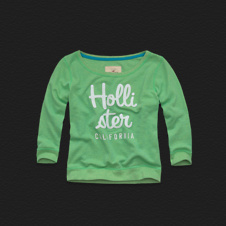 Girls Woodson Mountain Sweatshirt