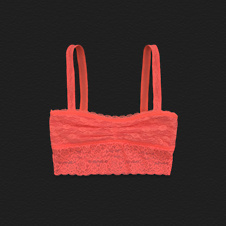 Girls Gilly Hicks Lace Bralette