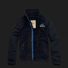 Boys Hollister Fleece Beach Brawler Jacket
