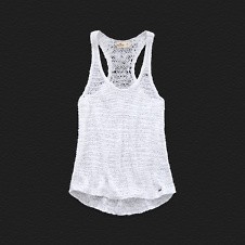 Girls Cardiff Sweater Tank