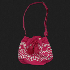 Girls Vintage Festival Bag