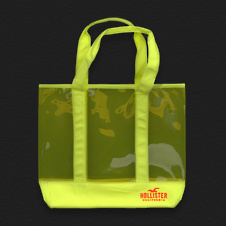 Girls Colorful Beach Bag