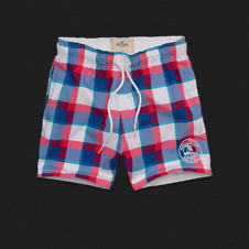 Boys Silver Strand Swim Shorts
