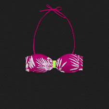 Girls Los Trancos Swim Top