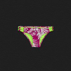 Girls Los Trancos Swim Bottom