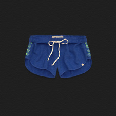 Girls Hollister High Rise Short-Shorts