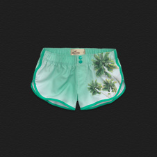 Girls Hollister Beach Short-Shorts