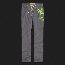 Girls Hollister Boyfriend Sweatpants