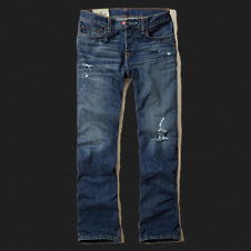 Boys Hollister Boot Jeans
