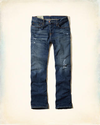 Hollister Boot Button Fly Jeans
