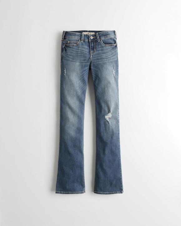 Girls Hollister Taylor Boot Jeans | Girls Bottoms ...