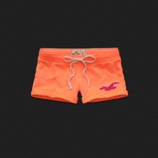 Girls Hollister Low Rise Athletic Short-Shorts