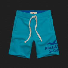 Boys Hollister Athletic Shorts