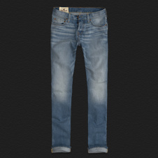 Boys Hollister Slim Straight Jeans
