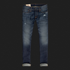 Boys Hollister Super Skinny Jeans