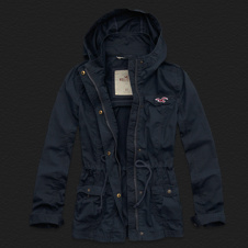 Girls Shell Beach Parka