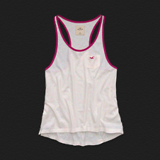 Girls Shelter Islands Tank