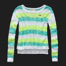 Girls Dixon Lake Sweater