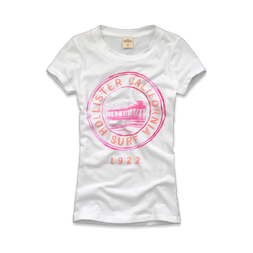 Girls Pearl Street Shine T-Shirt