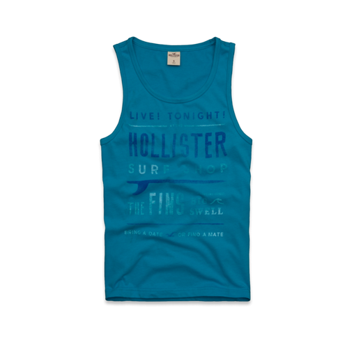 Girls Pacific Coast Tank