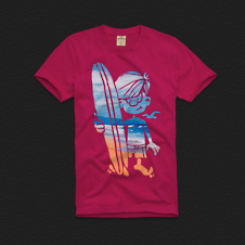 Boys Pier View Beach T-Shirt